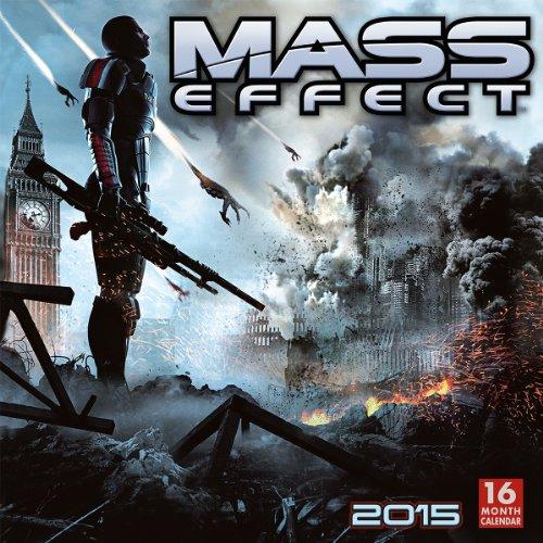 9781416295860: Mass Effect(TM) 3 2015 Wall Calendar