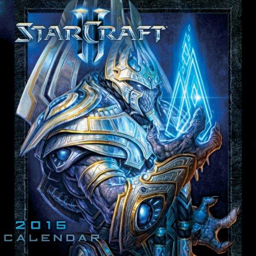 9781416295891: StarCraft® II 2015 Wall Calendar