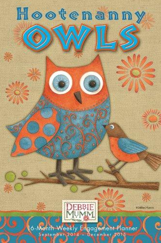 9781416296393: Cal 2015-Hootenanny Owls