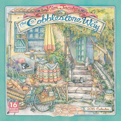 9781416297314: The Cobblestone Way 2016 Calendar