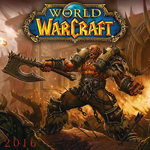 9781416298397: Cal 2016-World of Warcraft