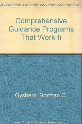 9781416400172: Comprehensive Guidance Programs That Work-Ii