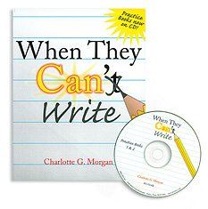 9781416401018: When They Can't Write: Practice Book 1