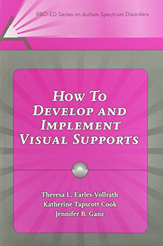 How to Develop And Implement Visual Supports: Theresa L. Earles-vollrath,
