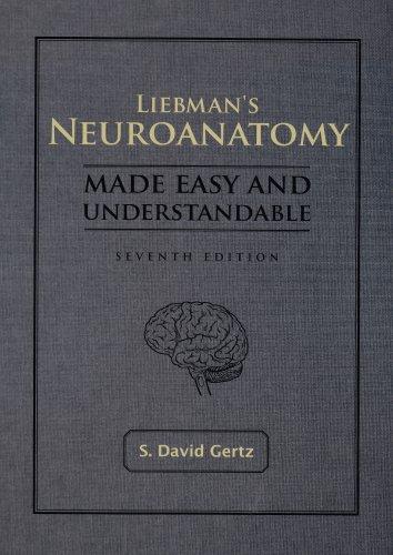 9781416401636: Liebman's Neuroanatomy Made Easy And Understandable