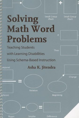 9781416402459: Solving Math Word Problems: Teaching Students With ...