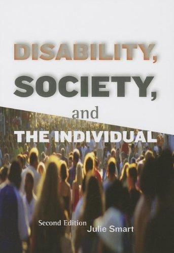 Disability, Society, and the Individual: Smart, Julie