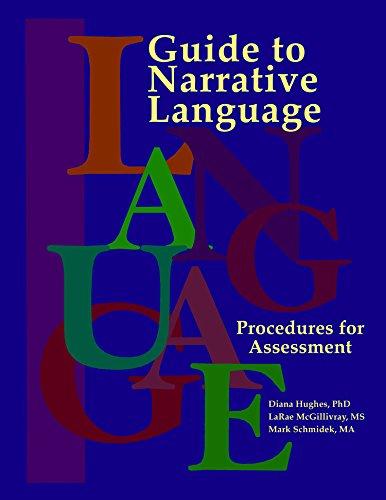Guide to Narrative Language: Diana Huges