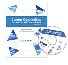 9781416405009: Career Counseling for People With Disabilities: A Practical Guide to Finding Employment