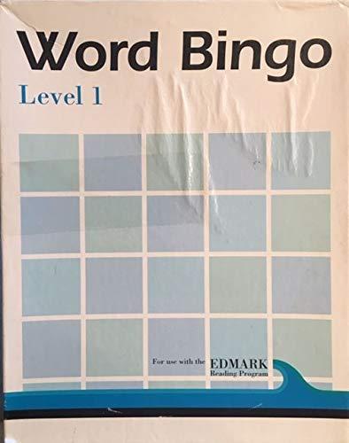 9781416405122: Edmark Reading Program - Level 1, Bingo
