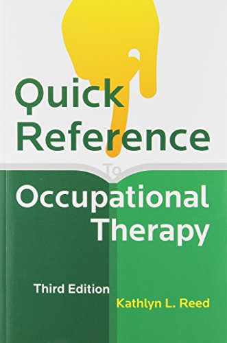 9781416405450: Quick Reference to Occupational Therapy [With CDROM]