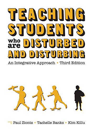 9781416405481: Teaching Students Who Are Disturbed and Disturbing: An Integrative Approach