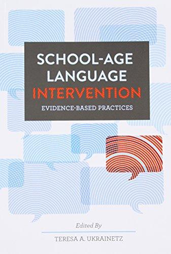 SCHOOL-AGE LANGUAGE INTERVENTION