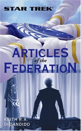 9781416500155: Articles of the Federation (Star Trek (Unnumbered Paperback))