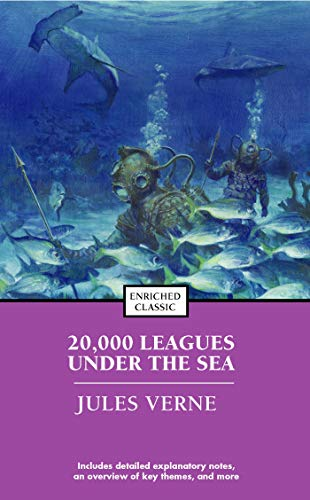 9781416500209: 20,000 Leagues Under the Sea (Enriched Classics)