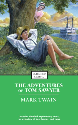 9781416500223: The Adventures Of Tom Sawyer: Enriched Classics