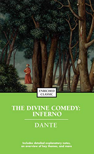 9781416500230: The Divine Comedy: Inferno (Enriched Classics)