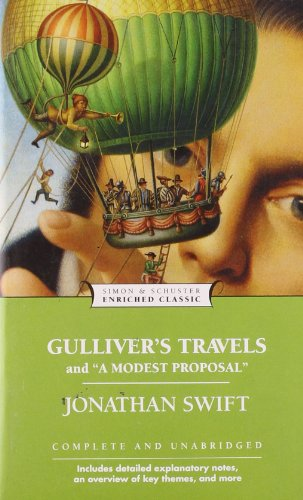 9781416500391: Gulliver's Travels and A Modest Proposal (Enriched Classics)