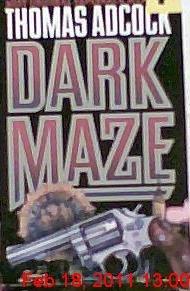 9781416501725: Dark Maze