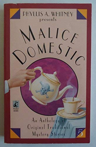 9781416501961: Malice Domestic 5: An Anthology of Original Mystery Stories