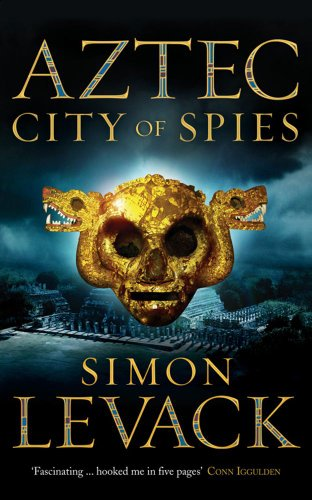 9781416502548: City of Spies (Aztec)