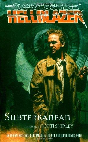 Subterranean (John Constantine, Hellblazer): Shirley, John