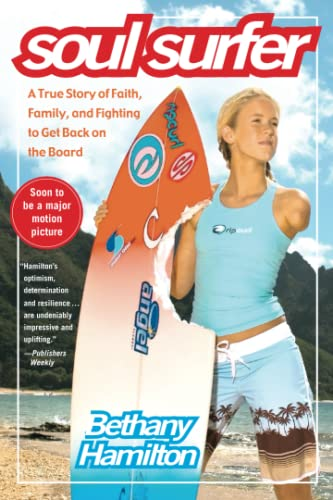 9781416503460: Soul Surfer: A True Story of Faith, Family, and Fighting to Get Back on the Board