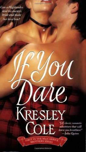 9781416503590: If You Dare (The MacCarrick Brothers, Book 1) (Bk. 1)