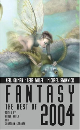 9781416504009: Fantasy: The Best of 2004