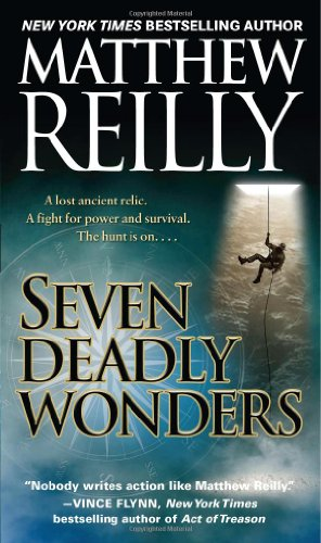 9781416505068: Seven Deadly Wonders: A Novel (Jack West, Jr.)