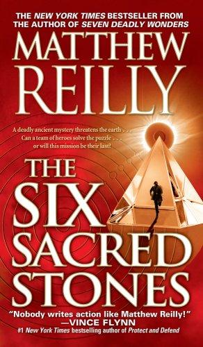 9781416505075: The Six Sacred Stones (Jack West, Jr.)