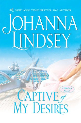 9781416505471: Captive of My Desires: A Malory Novel (The Malory-Anderson Family)
