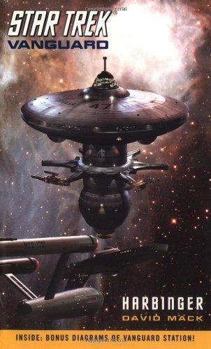 9781416507741: Harbinger (Star Trek Vanguard)