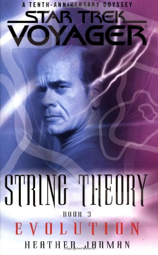 9781416507819: Star Trek: Voyager: String Theory #3: Evolution (Bk. 3)