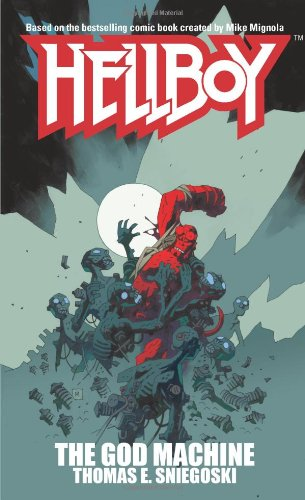 9781416507840: The God Machine (Hellboy)