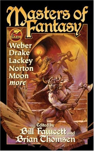 9781416509271: Masters of Fantasy (Baen Science Fiction)