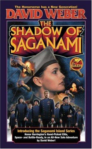 9781416509295: The Shadow of Saganami (The Saganami Island)