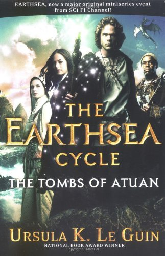 9781416509622: The Tombs of Atuan: Book Two (The Earthsea Cycle)