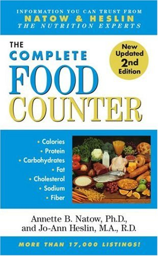 9781416509813: The Complete Food Counter: 2nd Edition