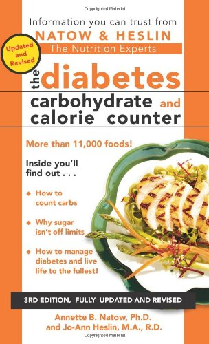 9781416509837: The Diabetes Carbohydrate & Calorie Counter: 3rd Edition