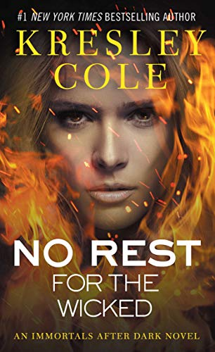 9781416509882: No Rest for the Wicked (Immortals After Dark, Book 2)