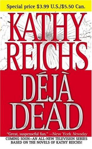 9781416510550: Deja Dead (Temperance Brennan Novels)