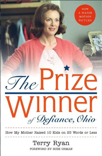 9781416510819: The Prize Winner of Defiance, Ohio: How My Mother Raised 10 Kids on 25 Words or Less