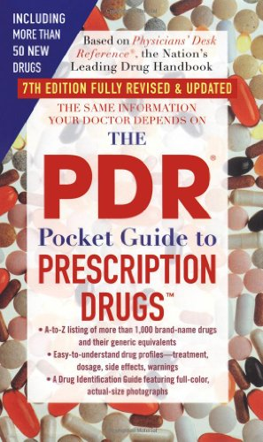 9781416510857: The PDR Pocket Guide to Prescription Drugs: 7th Edition