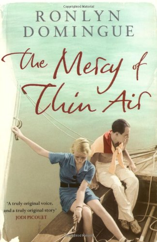 The Mercy of Thin Air (1416511253) by Ronlyn Domingue