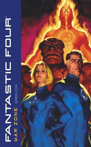 9781416511274: Fantastic Four: War Zone (Marvel Classics)