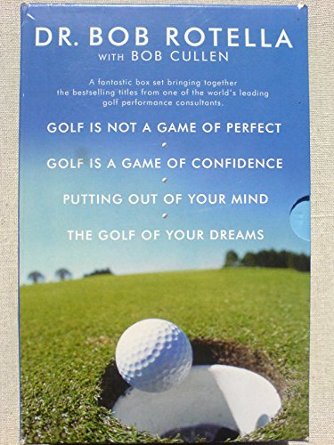 "9781416511731: Golf: ""Golf is a Game of Confidence"", ""Golf is Not a Game of Perfect"", ""Putting Out of Your Mind"", ""Golf of Your Dreams"""