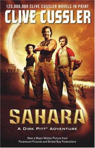 9781416513414: Sahara: A Dirk Pitt Adventure