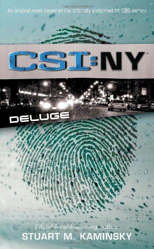 9781416513421: Deluge: CSI: New York