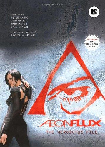 Aeonflux - The Herodotus File: Mars, Mark &